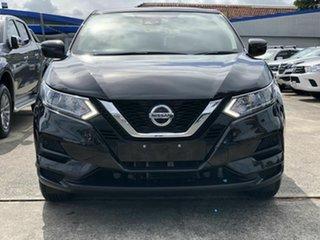 2019 Nissan Qashqai J11 Series 2 ST X-tronic Black 1 Speed Constant Variable Wagon.