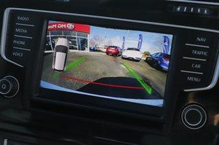 2015 Volkswagen Golf VII MY16 110TSI DSG Highline White 7 Speed Sports Automatic Dual Clutch