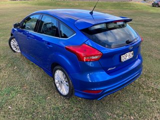 2017 Ford Focus LZ Sport 6 Speed Automatic Hatchback