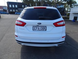 2017 Ford Mondeo MD 2017.00MY Ambiente Frozen White 6 Speed Automatic Wagon