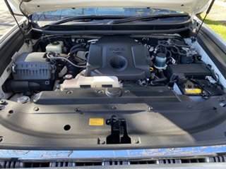 2018 Toyota Landcruiser Prado GDJ150R Kakadu Crystal Pearl 6 Speed Sports Automatic Wagon.