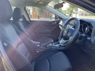 2014 Mazda 3 BM5278 Maxx SKYACTIV-Drive Brown 6 Speed Sports Automatic Sedan
