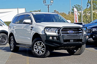 2019 Ford Everest UA II 2019.00MY Trend White 10 Speed Sports Automatic SUV.