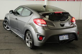 2014 Hyundai Veloster FS MY13 SR Turbo Grey 6 Speed Automatic Coupe