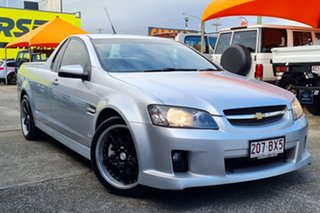 2008 Holden Ute VE SS Silver 6 Speed Manual Utility.