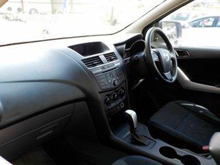 2014 Mazda BT-50 UP0YF1 XT 4x2 Hi-Rider Black 6 Speed Sports Automatic Utility