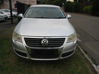 2006 Volkswagen Passat 3C 2.0 TDI Silver 6 Speed Direct Shift Sedan.