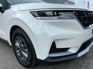 2021 Kia Carnival KA4 MY21 S Snow White Pearl 8 Speed Sports Automatic Wagon.