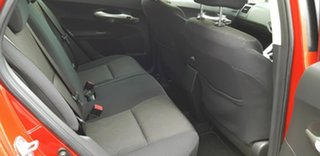 2011 Toyota Corolla ZRE152R MY11 Conquest Red 4 Speed Automatic Hatchback