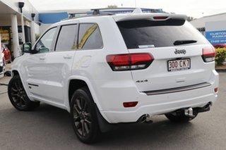 2016 Jeep Grand Cherokee WK MY16 75th Anniversary Bright White 8 Speed Sports Automatic Wagon.