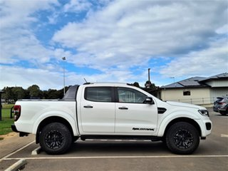 2020 Ford Ranger PX MkIII 2020.75MY Wildtrak Arctic White 10 Speed Sports Automatic.