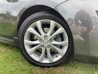 2010 Mazda 3 BL10L1 SP25 Graphite Grey 6 Speed Manual Hatchback.