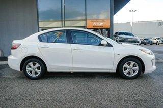 2012 Mazda 3 BL10F2 Neo Activematic White 5 Speed Sports Automatic Sedan.