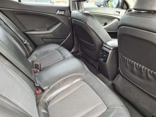 2012 Kia Optima TF MY12 SI Grey 6 Speed Sports Automatic Sedan