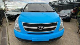 2013 Hyundai iLOAD TQ2-V MY13 Blue 6 Speed Manual Van.