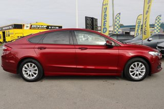 2016 Ford Mondeo MD Ambiente Ruby Red 6 Speed Sports Automatic Dual Clutch Hatchback
