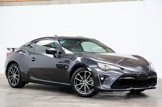 2017 Toyota 86 ZN6 GTS Grey 6 Speed Sports Automatic Coupe.