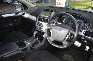 2010 Ford Falcon FG Upgrade XR6T Blue 6 Speed Auto Seq Sportshift Utility