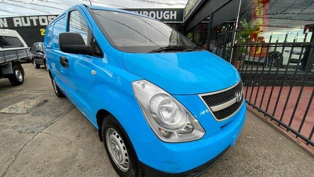 Used Hyundai iLOAD TQ2-V MY13 Maidstone, 2013 Hyundai iLOAD TQ2-V MY13 Blue 6 Speed Manual Van