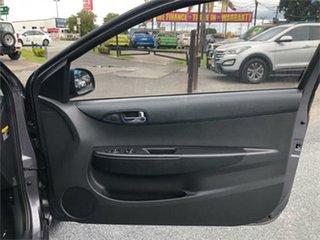 2014 Hyundai i20 PB Active Grey 4 Speed Automatic Hatchback