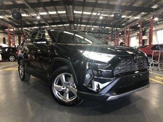 2020 Toyota RAV4 Mxaa52R GXL 2WD Eclipse Black 10 Speed Constant Variable Wagon.