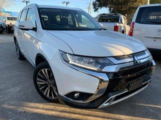 2018 Mitsubishi Outlander ZL MY18.5 LS AWD White 6 Speed Sports Automatic Wagon.