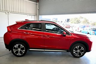 2018 Mitsubishi Eclipse Cross YA MY18 Exceed 2WD Red 8 Speed Constant Variable Wagon