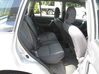 2005 Toyota RAV4 ACA2R CV Silver 4 Speed Automatic Wagon