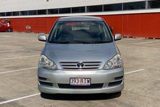 2008 Toyota Avensis ACM21R Verso GLX Silver 4 Speed Automatic Wagon