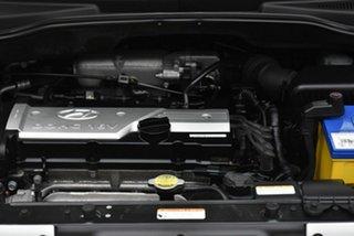 2005 Hyundai Getz TB MY06 White 5 Speed Manual Hatchback