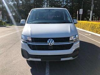 2021 Volkswagen Transporter T6.1 MY21 TDI340 SWB DSG Grey 7 Speed Sports Automatic Dual Clutch Van.