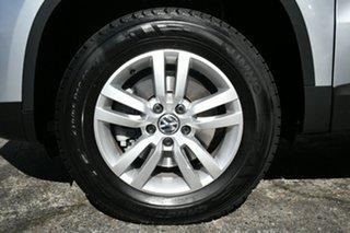 2014 Volkswagen Tiguan 5NC MY15 118 TSI (4x2) Silver 6 Speed Direct Shift Wagon.