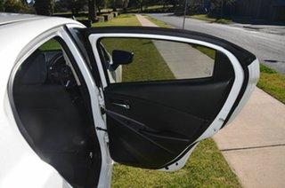 2015 Mazda 2 DJ MY16 Genki White 6 Speed Automatic Hatchback