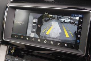 2020 Jaguar F-PACE X761 MY20 SVR Santorini Black 8 Speed Sports Automatic Wagon