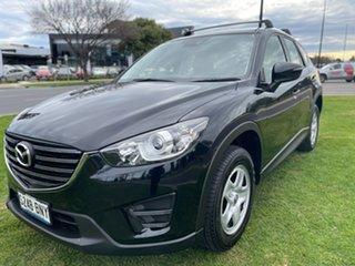 2016 Mazda CX-5 KE1072 Maxx SKYACTIV-Drive Jet Black 6 Speed Sports Automatic Wagon.