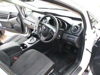 2011 Mazda CX-7 Classic White 4 Speed Automatic Wagon