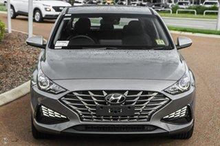 2021 Hyundai i30 PD.V4 MY21 Elite Silver 6 Speed Sports Automatic Hatchback.