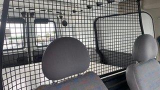 2003 Holden Combo XC White 5 Speed Manual Van