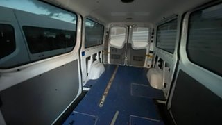 2013 Mercedes-Benz Sprinter NCV3 MY13 319CDI Low Roof MWB 7G-Tronic White 7 Speed Sports Automatic