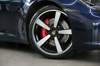 2020 Porsche 911 992 MY20 Carrera 4S PDK AWD Blue 8 Speed Sports Automatic Dual Clutch Coupe.