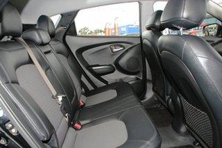 2011 Hyundai ix35 LM MY12 Elite AWD Black 6 Speed Sports Automatic Wagon