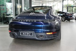2020 Porsche 911 992 MY20 Carrera 4S PDK AWD Blue 8 Speed Sports Automatic Dual Clutch Coupe