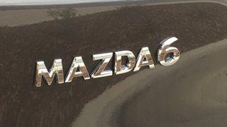 2021 Mazda 6 GL1033 Sport SKYACTIV-Drive Machine Grey 6 Speed Sports Automatic Wagon