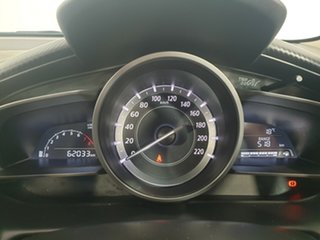 2015 Mazda 2 DJ2HA6 Neo SKYACTIV-MT Snowflake White 6 Speed Manual Hatchback