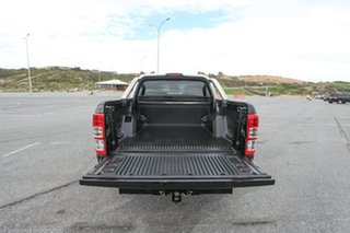 2012 Ford Ranger PX XLT Double Cab 4x2 Hi-Rider Black 6 Speed Sports Automatic Utility