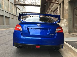 2014 Subaru WRX V1 MY15 Lineartronic AWD Blue 8 Speed Constant Variable Sedan