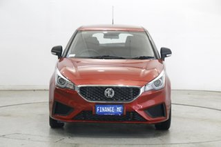 2020 MG MG3 SZP1 MY20 Core Tartan Red 4 Speed Automatic Hatchback.
