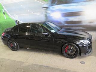 2015 Mercedes-AMG C63 S C Edition 1 7 Speed Automatic Sedan.