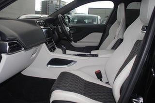 2020 Jaguar F-PACE X761 MY20 SVR Santorini Black 8 Speed Sports Automatic Wagon.