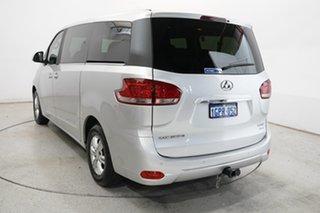 2018 LDV G10 SV7A Executive Silver 6 Speed Sports Automatic Wagon.